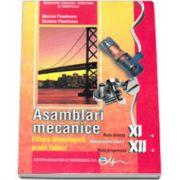 Asamblari mecanice, manual pentru clasele a XI-a, Ruta directa si a XII-a Ruta progresiva
