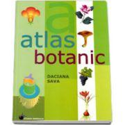 Atlas botanic - Editie cu coperti, cartonate