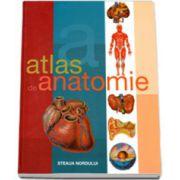 Atlas de anatomie - Editie cu coperti, cartonate