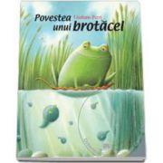 Povestea unui brotacel - Poveste animata in 4 limbi: romana, engleza, franceza, germana (Carte si DVD)