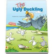 The ugly duckling - Literatura adaptata pentru copii - Contine CD