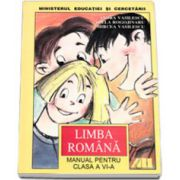 Andra Vasilescu, Limba romana. Manual pentru clasa a VI-a