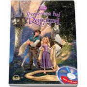 Disney, Povestea lui Rapunzel (Carte cu CD)