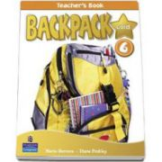Backpack Gold 6 Teachers Book (Mario Herrera)