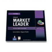 Market Leader 3rd edition Advanced Level Coursebook Audio CD (Iwona Dubicka)