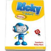 Ricky The Robot Starter Active Teach - Teachers Richy-Rom (Naomi Simmons)