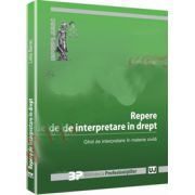 Repere de interpretare in drept. Ghid de interpretare in materie civila (Lidia Barac)