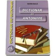 Marin Buca, Dictionar de antonime - Dictionar de buzunar