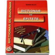 Dictionar de epitete - Dictionar de buzunar (Marin Buca)