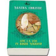 Agatha Christie, Cine l-a ucis pe Roger Ackroyd (Top 10 romane favorite)