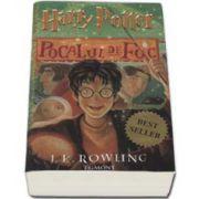 Harry Potter si Pocalul de Foc - Volumul 4. Editie necartonata