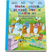 Matematica si explorarea mediului. Manual pentru clasa I. Semestrul al II-lea (Contine CD cu editia digitala)