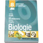 Biologie, manual pentru clasa a VIII-a - Violeta Copil, Ioan Darabaneanu, Dumitru Copilu