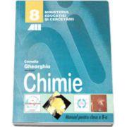 Chimie. Manual pentru clasa a VIII-a (Cornelia Gheorghiu)