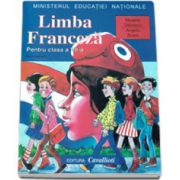 Limba franceza. Manual pentru clasa a VII-a limba moderna 1 - Cavallioti