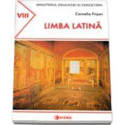 Limba latina manual pentru clasa a VIII-a (Cornelia Frisan)