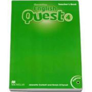 English Quest Level 4. Teachers Book - Digibook CD-Rom
