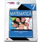 Matematica 2000 INITIERE 2014-2015 algebra, geometrie clasa a VII-a partea I