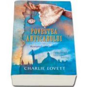 Charlie Lovett, Povestea anticarului. Romanul unei obsesii
