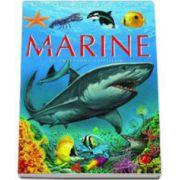 Emilie Beaumont, Animale marine pe intelesul copiilor - Enciclopedia animalelor in imagini - Editie cartonata