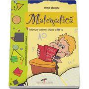 Anina Badescu, Matematica manual pentru, clasa a III-a