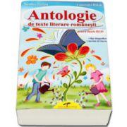 Antologie de texte literare romanesti, pentru clasele III-IV. Fise biografice, sarcini de lucru