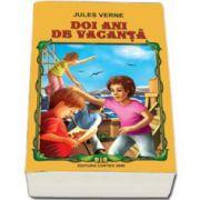 Jules Verne, Doi ani de vacanta