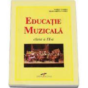 Educatie muzicala. Manual pentru clasa a IX-a