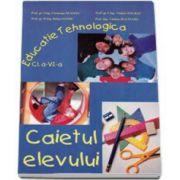 Educatie Tehnologica caietul elevului clasa a VI-a (Carmena Neamtu)
