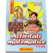 Activitati matematice grupa mare 5-6 ani