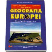Geografie manual pentru clasa a VI-a - Viorela Anastasiu
