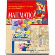 Matematica manual pentru clasa a IV-a - Gheorghe Mandizu Catruna