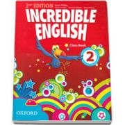 Incredible English, Level 2 Class Book - 2nd edition