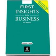 First Insights into Business Teachers Book New Edition