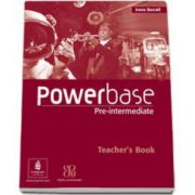 Powerbase Teachers Book Level 3 - Pre-Intermediate (David Evans)