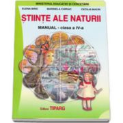 Stiinte ale naturii, manual pentru clasa a IV-a (Elena Ibric)