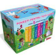 Disney, Cutie cadou Povesti pentru toti copiii - 8 Volume