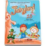 Fairyland 1B, pupil s book. Manual de Limba Engleza pentru clasa I - Semestrul al II-lea