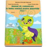Manual de comunicare in limba romana pentru minoritati clasa I - Volumul II (Pentru scolile si sectiile cu predare in limba maghiara)
