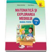 Matematica si explorarea mediului, manual pentru clasa I - Semestrul al II-lea (Anina Badescu)