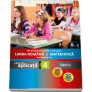 Ne pregatim pentru evaluare, limba romana si matematica, clasa a IV-a. Caiet de aplicatii