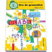 Ora de gramatica, clasa a V-a