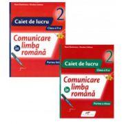 Comunicare in limba romana, caiet de lucru, pentru clasa a II-a. Set 2 caiete - Semestrele I si II