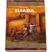 Iliada - Repovestita pentru copii (Homer)