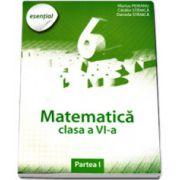 Esential Matematica clasa a VI-a. Partea I (Marius Perianu)