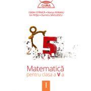 Matematica pentru clasa a V-a - Clubul matematicienilor (Semestrul I)