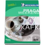Ghidul Michelin Praga Weekend - Contine Harta detasabila