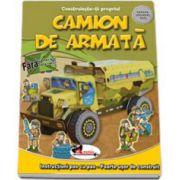 Construieste-ti propriul Camion de Armata - Fara foarfeca si fara lipici