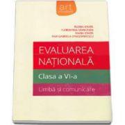 Florin Ionita, Evaluarea nationala clasa a VI-a. Limba si comunicare