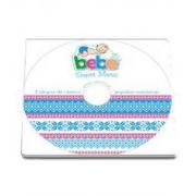 Bebe Super Music. Culegere de cantece populare romanesti pentru copii 0-3 ani